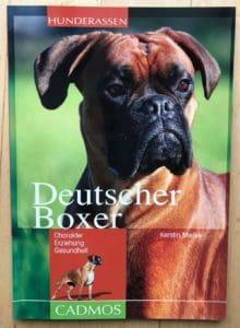 Deutscher Boxer Buch Cover
