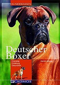Buch: Deutscher Boxer
